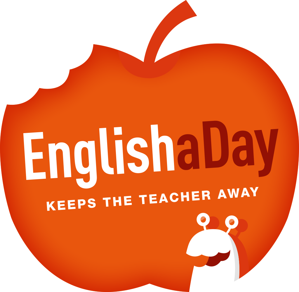 Logo English a Day